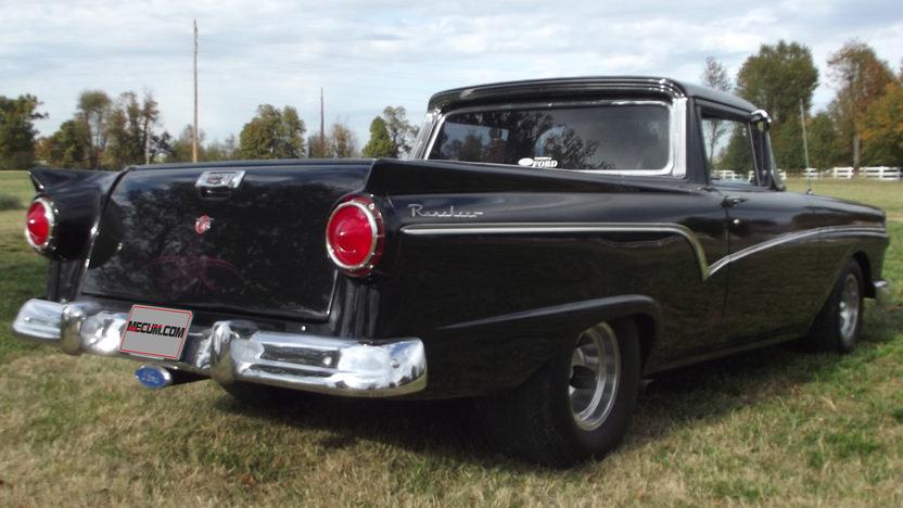 1957 Ford Ranchero 351 CI, Automatic presented as lot S117 at Kansas City, MO 2012 - image2