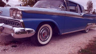 1959 Ford Galaxie Retractable Top 352 CI, Automatic presented as lot S123 at Kansas City, MO 2012 - thumbail image5