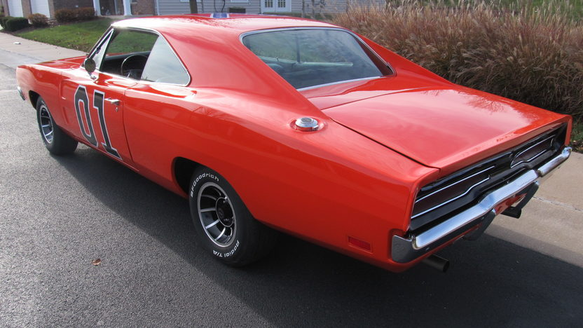 1969 Dodge Charger 383 CI, Automatic presented as lot S127 at Kansas City, MO 2012 - image3