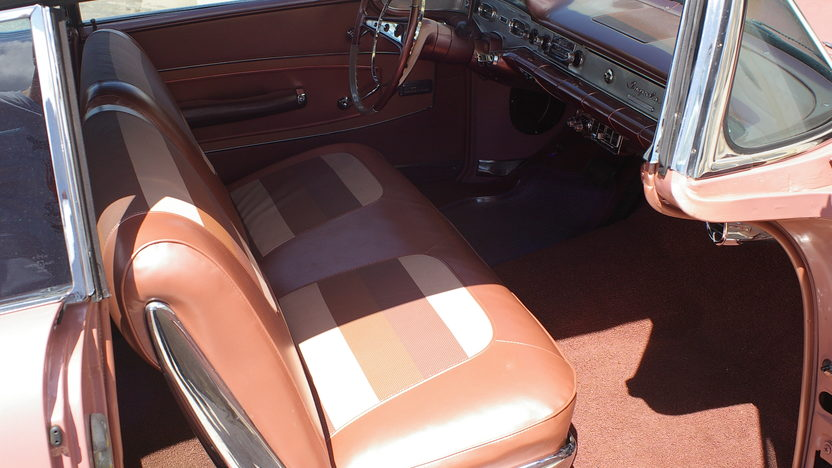 1958 Chevrolet Impala Convertible 348 CI, Automatic presented as lot S130 at Kansas City, MO 2012 - image2
