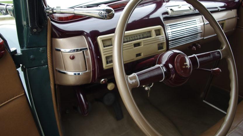 1940 Ford  Convertible presented as lot S133 at Kansas City, MO 2012 - image4