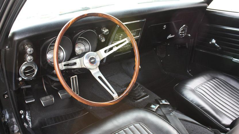 1968 Chevrolet Camaro 327/275 HP, 4-Speed presented as lot S142 at Kansas City, MO 2012 - image3