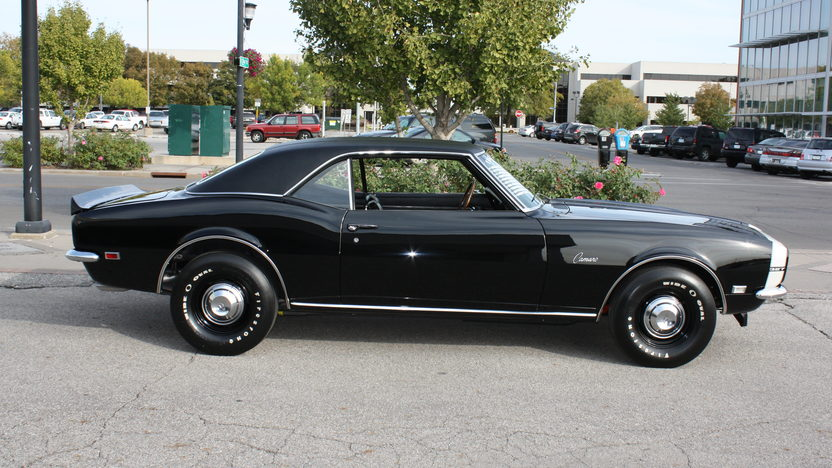 1968 Chevrolet Camaro 327/275 HP, 4-Speed presented as lot S142 at Kansas City, MO 2012 - image6
