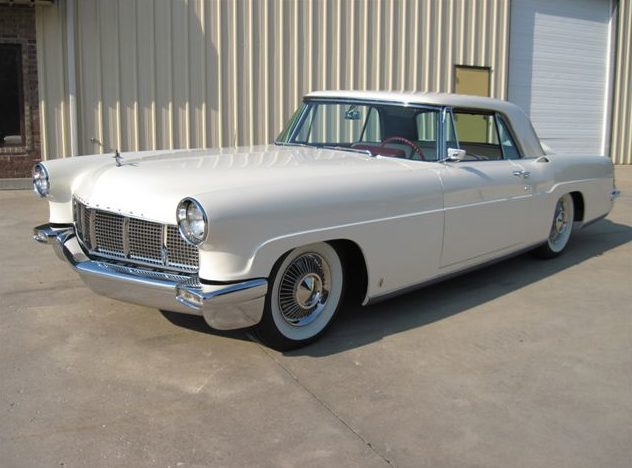 1956 Lincoln Mark II 368/300 HP, Automatic presented as lot S143 at Kansas City, MO 2012 - image2
