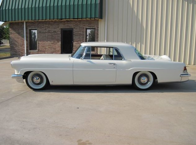 1956 Lincoln Mark II 368/300 HP, Automatic presented as lot S143 at Kansas City, MO 2012 - image3