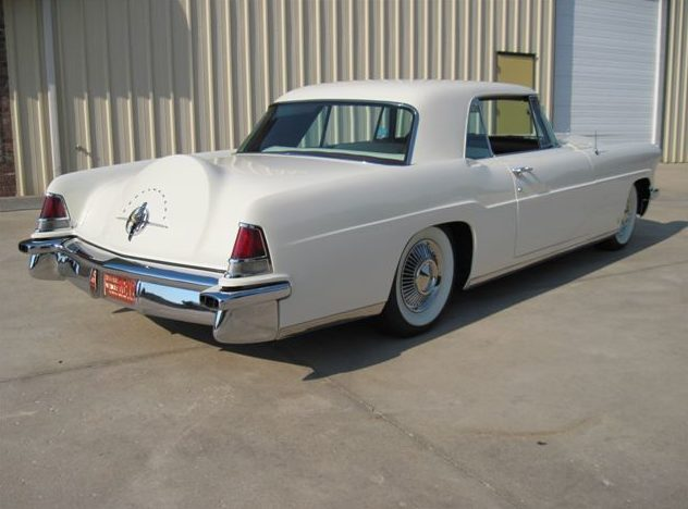 1956 Lincoln Mark II 368/300 HP, Automatic presented as lot S143 at Kansas City, MO 2012 - image4