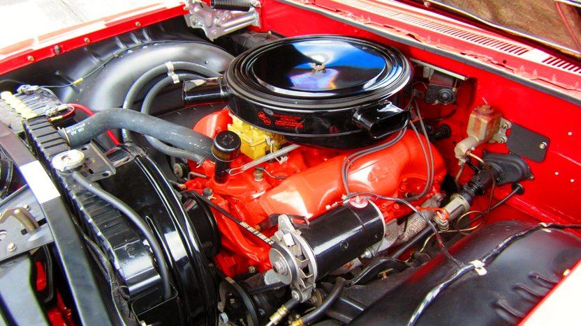 1960 Chevrolet Impala Convertible 348 CI, Automatic presented as lot S151 at Kansas City, MO 2012 - image5