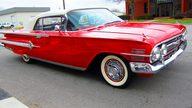 1960 Chevrolet Impala Convertible 348 CI, Automatic presented as lot S151 at Kansas City, MO 2012 - thumbail image3