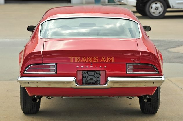 1973 Pontiac Trans Am 455 CI, 4-Speed presented as lot S154 at Kansas City, MO 2012 - image3