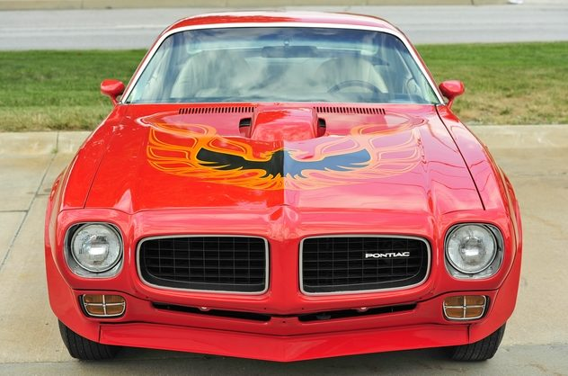 1973 Pontiac Trans Am 455 CI, 4-Speed presented as lot S154 at Kansas City, MO 2012 - image7