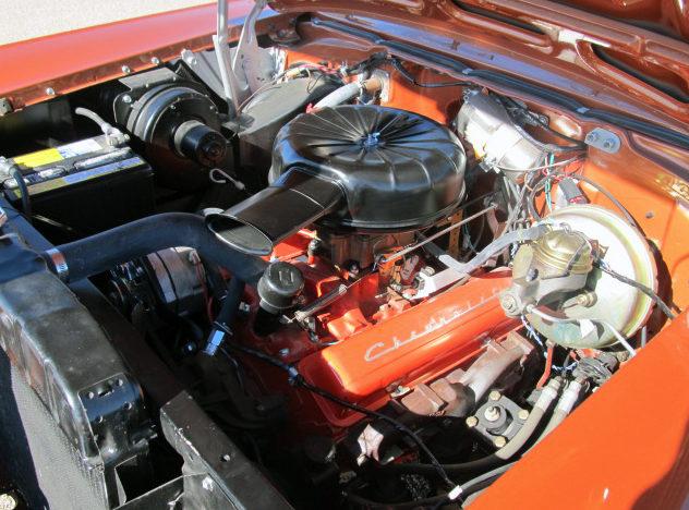 1957 Chevrolet Bel Air Convertible 350/300 HP, Frame-Off Restoration presented as lot S179 at Kansas City, MO 2012 - image5