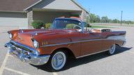 1957 Chevrolet Bel Air Convertible 350/300 HP, Frame-Off Restoration presented as lot S179 at Kansas City, MO 2012 - thumbail image8
