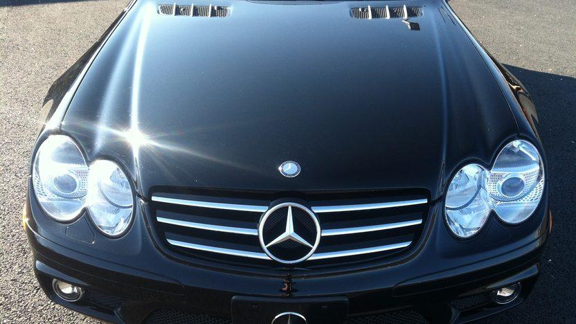 2008 Mercedes-Benz SL65 AMG Convertible presented as lot S208 at Kansas City, MO 2012 - image3