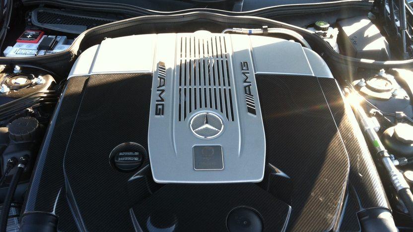 2008 Mercedes-Benz SL65 AMG Convertible presented as lot S208 at Kansas City, MO 2012 - image4