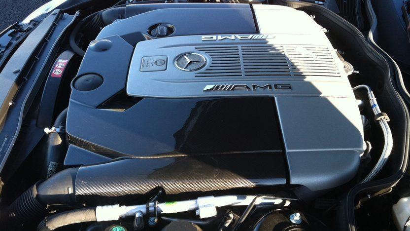 2008 Mercedes-Benz SL65 AMG Convertible presented as lot S208 at Kansas City, MO 2012 - image5
