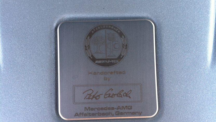 2008 Mercedes-Benz SL65 AMG Convertible presented as lot S208 at Kansas City, MO 2012 - image6