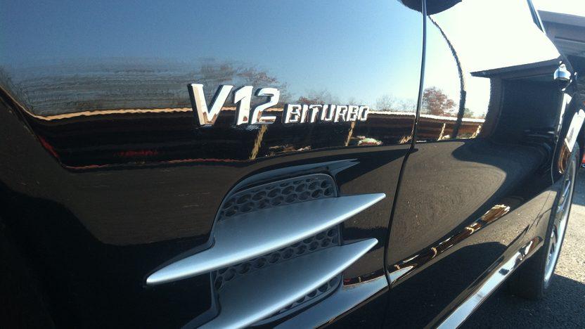2008 Mercedes-Benz SL65 AMG Convertible presented as lot S208 at Kansas City, MO 2012 - image8