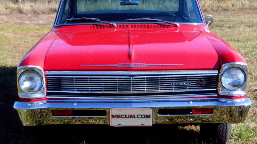 1966 Chevrolet Nova SS 327/350 HP, 4-Speed presented as lot F217 at Kansas City, MO 2012 - image6