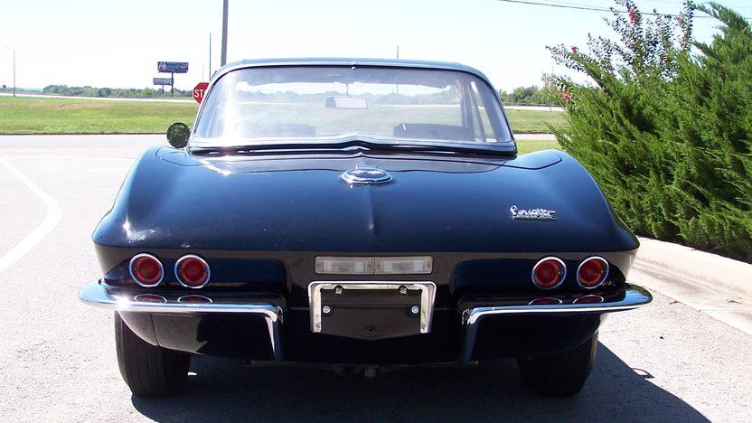 1967 Chevrolet Corvette Convertible 427/435 HP, 4-Speed, J56 Brakes presented as lot S61 at Kansas City, MO 2012 - image2