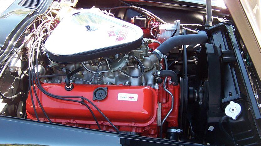 1967 Chevrolet Corvette Convertible 427/435 HP, 4-Speed, J56 Brakes presented as lot S61 at Kansas City, MO 2012 - image6