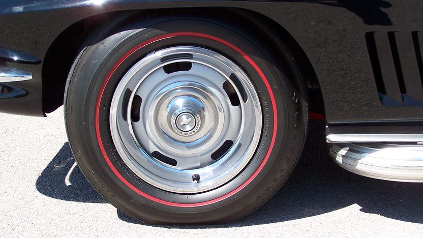 1967 Chevrolet Corvette Convertible 427/435 HP, 4-Speed, J56 Brakes presented as lot S61 at Kansas City, MO 2012 - image7