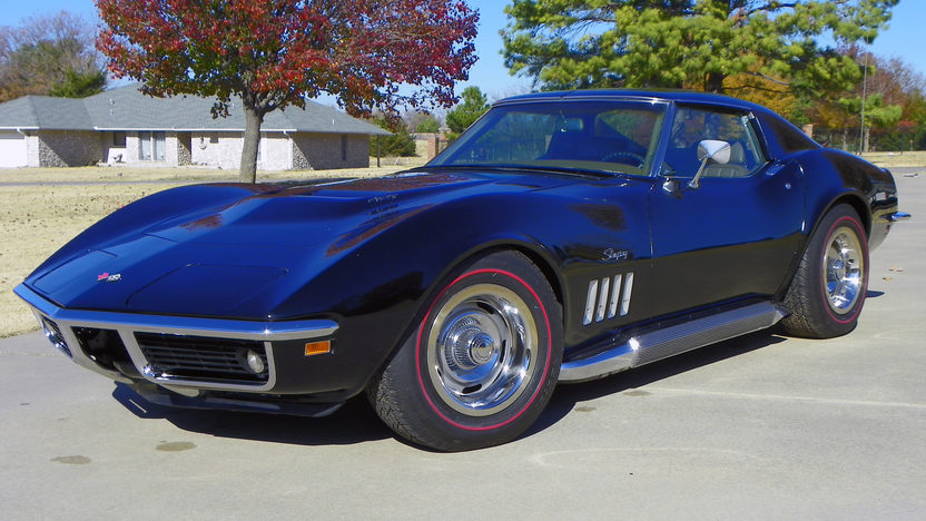1969 Chevrolet Corvette Coupe 427/435 HP, 4-Speed presented as lot S80.1 at Kansas City, MO 2012 - image7