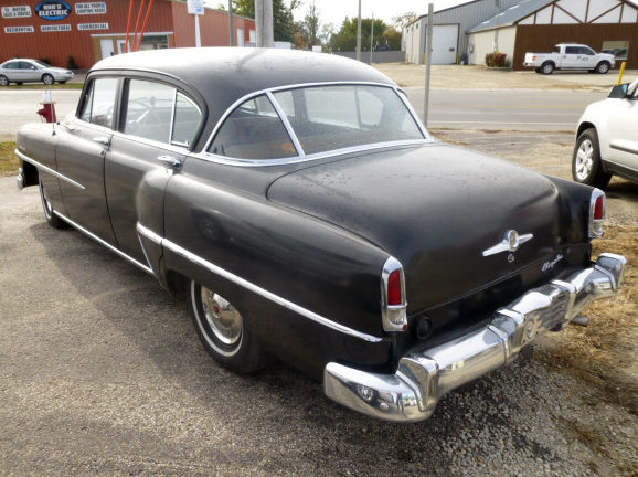 1953 Chrysler Windsor presented as lot T22 at Kansas City, MO 2013 - image2