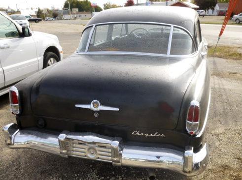 1953 Chrysler Windsor presented as lot T22 at Kansas City, MO 2013 - image3