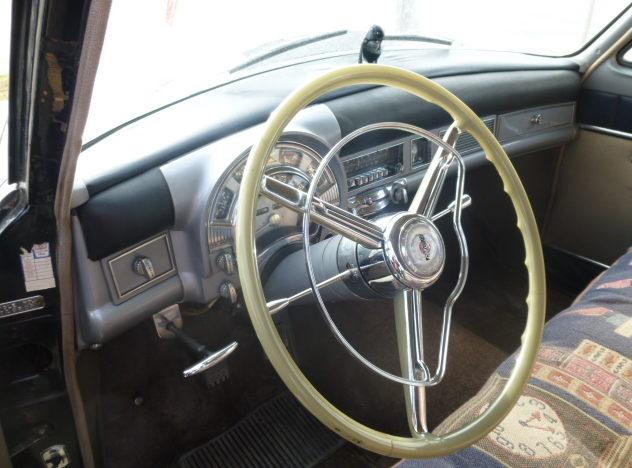 1953 Chrysler Windsor presented as lot T22 at Kansas City, MO 2013 - image4
