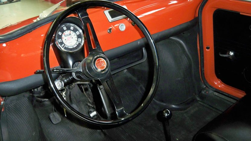 1974 Fiat 500R Coupe 594/23 HP, 4-Speed presented as lot F174 at Kansas City, MO 2013 - image6