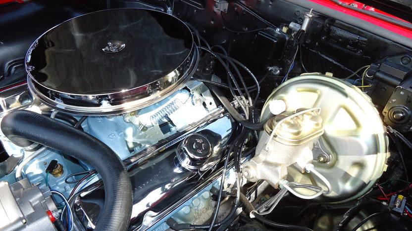 1967 Pontiac GTO Convertible GTOAA Nationals Concours Gold presented as lot F217 at Kansas City, MO 2013 - image7