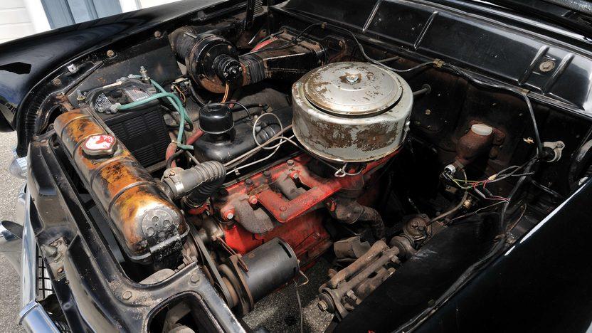 1955 Ford Customline Sedan 223 CI, Automatic presented as lot S112 at Kansas City, MO 2013 - image6