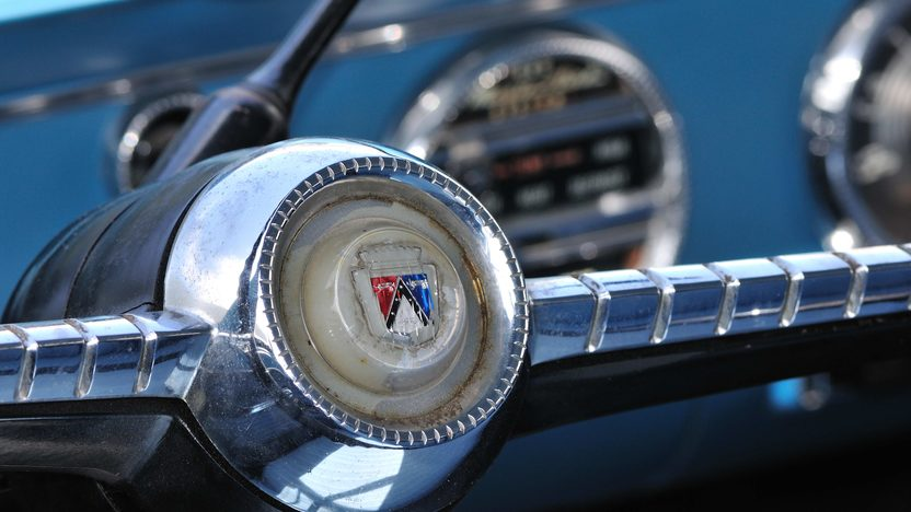 1955 Ford Customline Sedan 223 CI, Automatic presented as lot S112 at Kansas City, MO 2013 - image8
