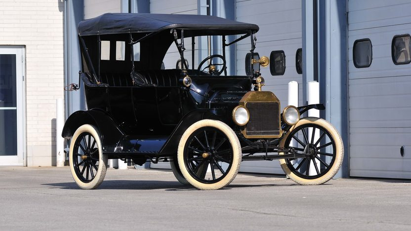 1915 Ford Brass T Phaeton