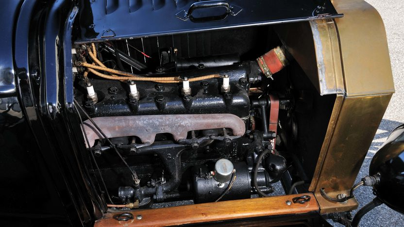 1915 Ford Brass T Phaeton 177 CI, Electric Starter presented as lot S119 at Kansas City, MO 2013 - image7
