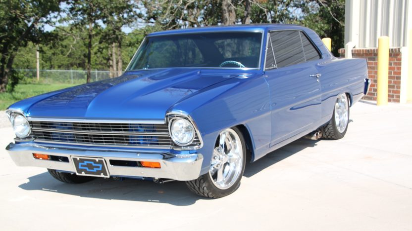 1967 Chevrolet Chevy II LS1, 6-Speed presented as lot S130 at Kansas City, MO 2013 - image11