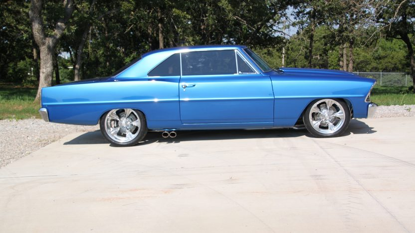 1967 Chevrolet Chevy II LS1, 6-Speed presented as lot S130 at Kansas City, MO 2013 - image2