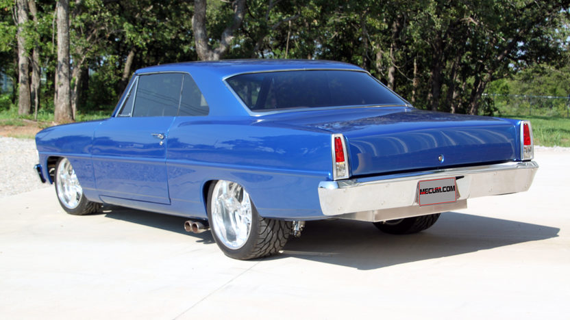 1967 Chevrolet Chevy II LS1, 6-Speed presented as lot S130 at Kansas City, MO 2013 - image3