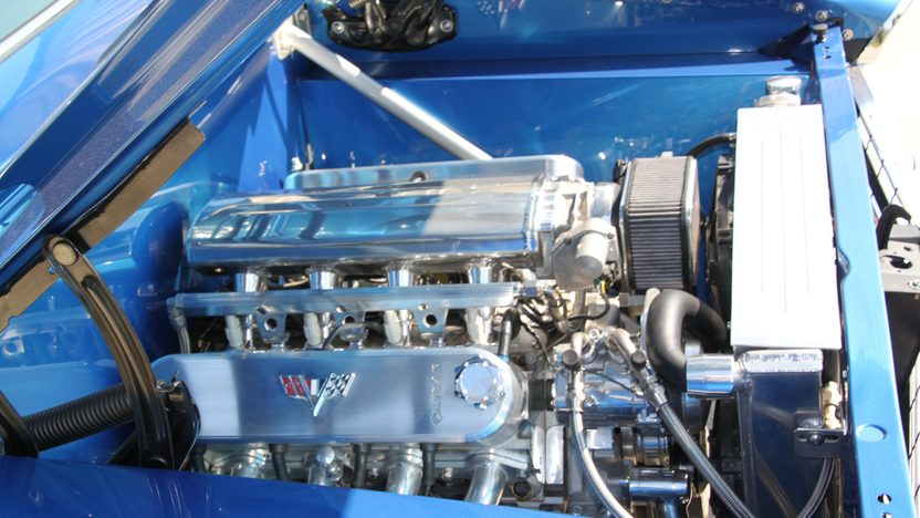 1967 Chevrolet Chevy II LS1, 6-Speed presented as lot S130 at Kansas City, MO 2013 - image6