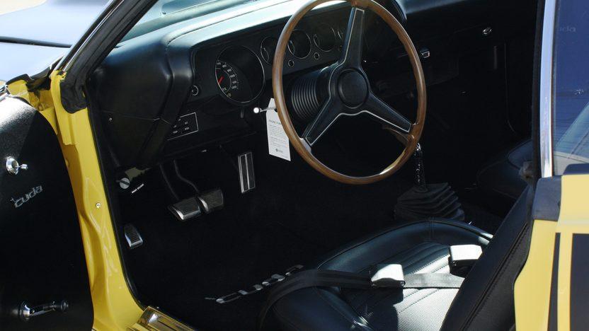 1970 Plymouth AAR Cuda 340 CI, 4-Speed presented as lot S156 at Kansas City, MO 2013 - image3