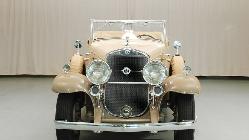 1931 Cadillac V-12 Convertible Coupe 368/135 HP, 3-Speed, Rumble Seat presented as lot S165.1 at Kansas City, MO 2013 - image11