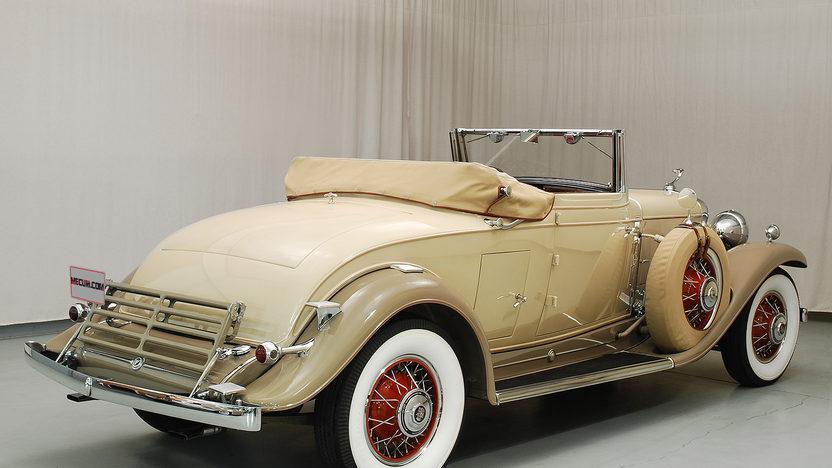 1931 Cadillac V-12 Convertible Coupe 368/135 HP, 3-Speed, Rumble Seat presented as lot S165.1 at Kansas City, MO 2013 - image2