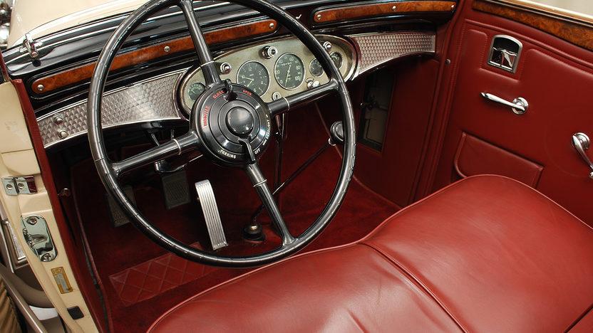 1931 Cadillac V-12 Convertible Coupe 368/135 HP, 3-Speed, Rumble Seat presented as lot S165.1 at Kansas City, MO 2013 - image5