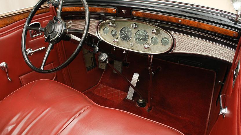 1931 Cadillac V-12 Convertible Coupe 368/135 HP, 3-Speed, Rumble Seat presented as lot S165.1 at Kansas City, MO 2013 - image6