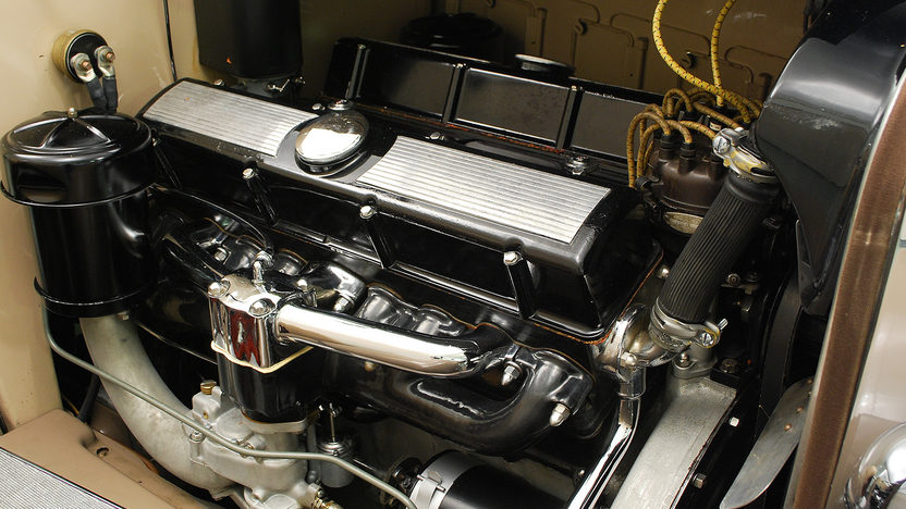 1931 Cadillac V-12 Convertible Coupe 368/135 HP, 3-Speed, Rumble Seat presented as lot S165.1 at Kansas City, MO 2013 - image9