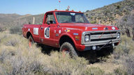 1969 Chevrolet Steve Mcqueen Baja Hickey Race Truck The First Chevy Built Baja 1000 Pickup presented as lot F239 at Santa Monica, CA 2013 - thumbail image7