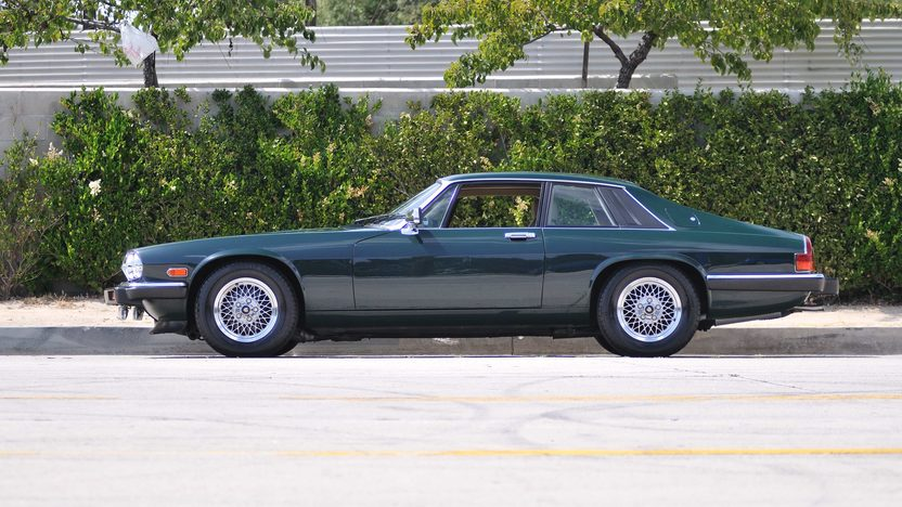 1989 Jaguar XJS Frank Sinatra's Personal Car presented as lot S169 at Santa Monica, CA 2013 - image2