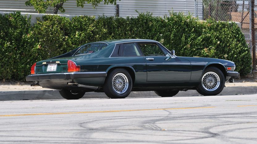 1989 Jaguar XJS Frank Sinatra's Personal Car presented as lot S169 at Santa Monica, CA 2013 - image3