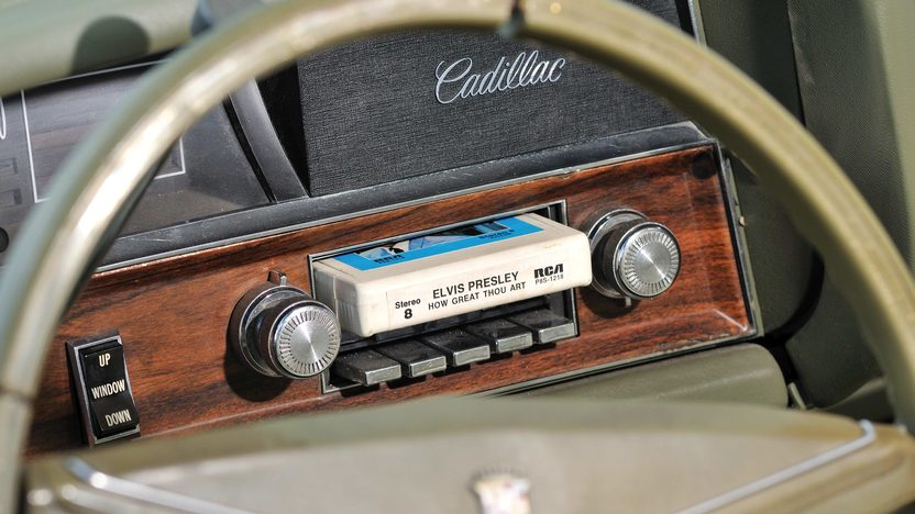 1972 Cadillac Custom Estate Wagon Elvis Presley's Personal Car presented as lot S210 at Santa Monica, CA 2013 - image8