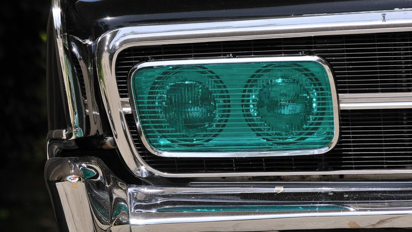 1965 Imperial Sedan Green Hornet 'The Black Beauty' Hero Picture Car presented as lot S278 at Santa Monica, CA 2013 - image11